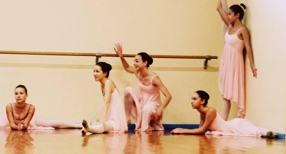 Spectacle 2013 - La danse fait son cinéma