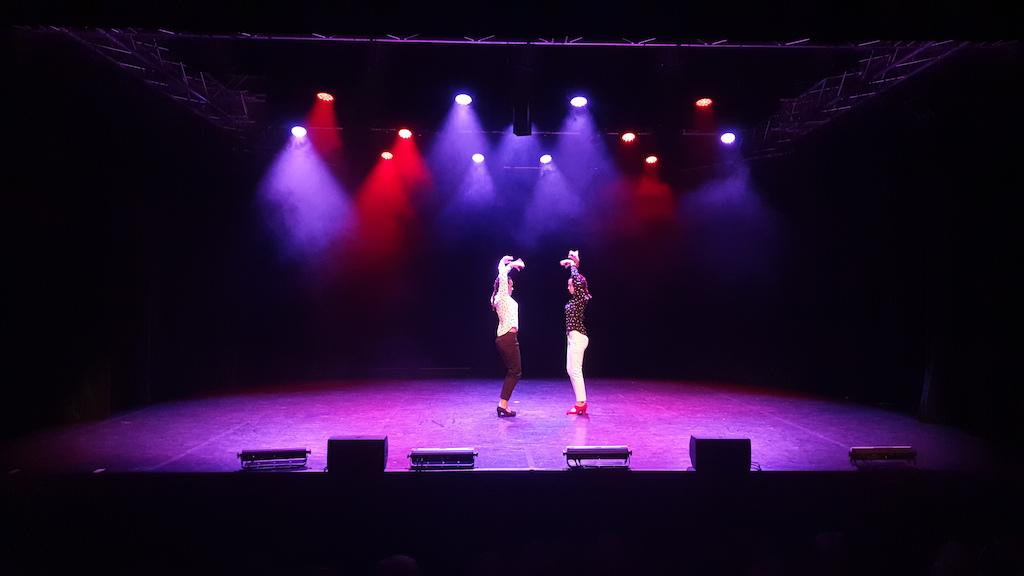 Photo 13 flamenco duo